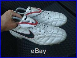 Nike Premier zoom legend Size UK 10 Boots Rare Elite Pro Tiempo Vapor fg r9 air