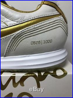 Nike R10 Tiempo Legend 7 Elite Indoor Ronaldinho Cleats #526/1000 Size 11.5