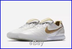 Nike R10 Tiempo Lunar Legend 7 Elite IC Indoor Ronaldinho 1000 pairs Size 12
