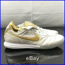 Nike R10 Tiempo Lunar Legend 7 Elite IC Indoor Ronaldinho 1000 pairs Size 6.5