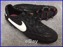 Nike Ronaldinho Dois sz 9.5 FREE GIFT (ref Tiempo Legend Elite VI V IV III R10)