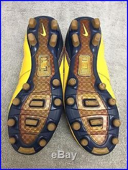 Nike Ronaldinho Dois sz 9.5 FREE GIFT (ref Tiempo Legend VI V IV III Elite R10)