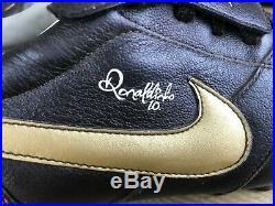 Nike Ronaldinho R10 SG Pro Football Boots Size UK 8 Tiempo Legend VGC