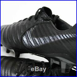 Nike TIEMPO Legend 7 ELITE FG Soccer Cleats Men's 8.5 AH7238-001