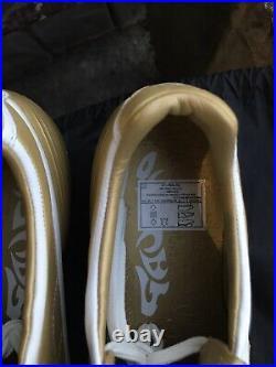 Nike Tiempo AIR Legend R10 FG Gold US10 UK9 EUR44 CM28