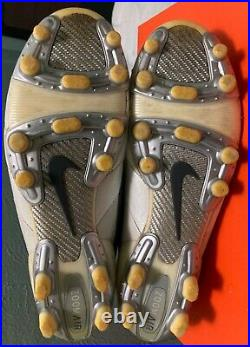 Nike Tiempo Air Legend 1 SIZE 10 2006 Ronaldinho Made in Bosnia