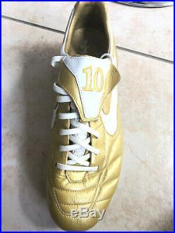 Nike Tiempo Air Legend 10R Ronaldinho 12 US RARE