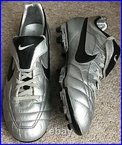Nike Tiempo Air Zoom Legend Fg Football Boots Uk 8