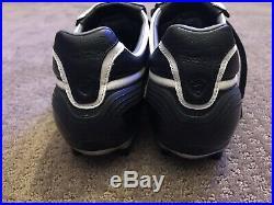 Nike Tiempo Legend 2 II FG Size 10 Black Ronaldinho Soccer Football Cleats