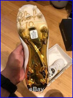 Nike Tiempo Legend 5 V Touch of Gold R10 Ronaldinho US Size 9 1140/3000