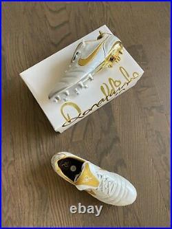 Nike Tiempo Legend 7 10R Ronaldinho Gold Limited Edition BV5747-107 US 9