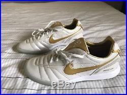 Gran cantidad de coreano Tranvía  Nike Tiempo Legend 7 Elite 10R IC Ronaldinho Indoor Soccer Cleats # 390  size 7.5