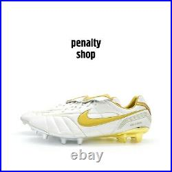 Nike Tiempo Legend 7 Elite 10R Ronaldinho FG BV5747-107 RARE Limited Edition