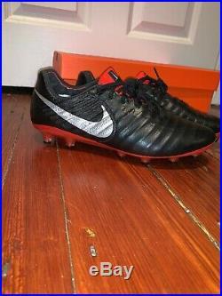 periódico Ambicioso lanza  Nike Tiempo Legend 7 Elite AG-PRO Soccer Cleats Men's AH7423-007 Size 9.5