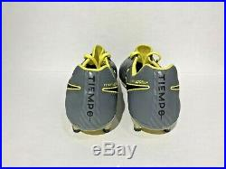 Nike Tiempo Legend 7 Elite AG Pro Men ACC AH7423-070 Flyknit Soccer Cleat Sample