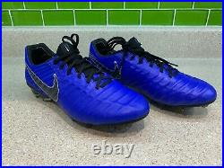 Nike Tiempo Legend 7 Elite FG ACC Soccer Cleats Made In Italy Sz 7.5 AH7238-401