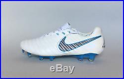 ba8ac3d3de8 Nike Tiempo Legend 7 Elite FG AH7238-107 White Soccer Cleats Just Do It