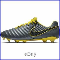 Nike Tiempo Legend 7 Elite FG Flyknit ACC Soccer Cleats AH7238-070 SZ 11