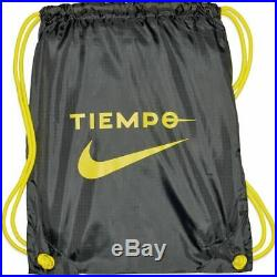 Nike Tiempo Legend 7 Elite FG Flyknit ACC Soccer Cleats AH7238-070 SZ 8.5