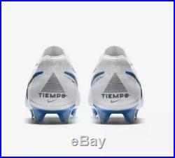 Nike Tiempo Legend 7 Elite FG Flyknit ACC White Uk Size 10