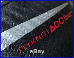 Nike Tiempo Legend 7 Elite FG Men's Soccer Cleats Black MSRP $230 Size 9.5