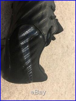 Nike Tiempo Legend 7 Elite FG Men's Soccer Cleats Size 9 Black