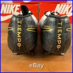 Nike Tiempo Legend 7 Elite FG Mens Size 9.5 Soccer Cleats Sergio Ramos White