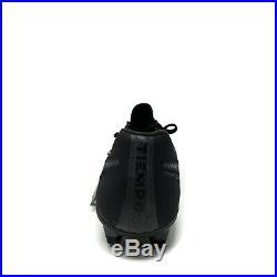 Nike Tiempo Legend 7 Elite Fg Acc Soccer Cleats Black Ah7238-001 Men's Size 9
