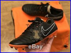 Nike Tiempo Legend 7 Elite Fg Kangaroo Leather Acc Uk6.5 Eur40.5 Us7.5 New