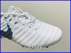 Nike Tiempo Legend 7 Elite Just Do It White Brand New in Box UK Size 11 FG