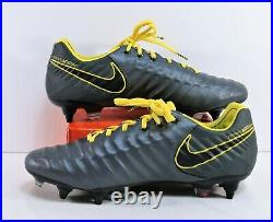 Nike Tiempo Legend 7 Elite PRO Flyknit SG ACC Soccer Cleats Sz 9 NEW AR4387 008