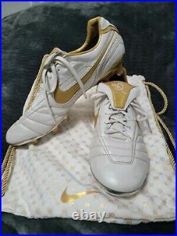 Nike Tiempo Legend 7 Elite R10 Ronaldinho Sz 10.5