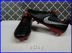 Nike Tiempo Legend 7 Elite SG AH7426-007 size 11.5 msrp 230.00