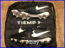 Nike Tiempo Legend 7 Fg Black Gold Acc Uk 7.5 Eur 42 Us 8.5 Kangaroo Leather New