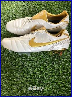 Nike Tiempo Legend 7 VII 10r Elite Fg Ronaldinho Mens Size 11 488/1000