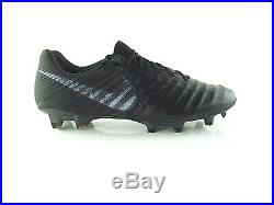 Nike Tiempo Legend 7 VII ELITE FG ACC Black US 8/9/9.5/10 EUR 41/42.5/43/44/45.5