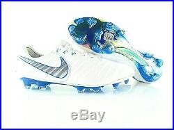 Nike Tiempo Legend 7 VII ELITE FG ACC Blue Hero UK 7.5/9/10/11 EUR 42/44/45/46