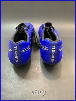 Nike Tiempo Legend 7 VII Elite Ag Soccer Cleats Ah7423 401 Acc Italy Made Sz 9