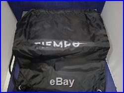 Nike Tiempo Legend 7 VII Elite Calfskin FG Black Cleats SZ US 8 (AV1906-001)