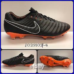 separation shoes 02d91 0e718 Nike Tiempo Legend 7 VII Elite FG Flyknit ACC, UK 9, EU 44 ...