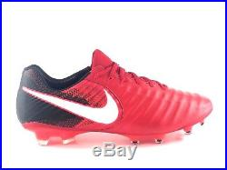 Nike Tiempo Legend 7 VII FG Mens Soccer Cleats Fire   Ice Pack Red ... 497a8261fe5