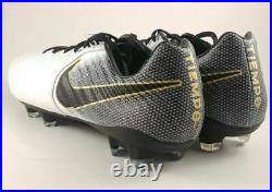 Nike Tiempo Legend 7 VII Pro FG Mens Soccer Cleats AH7241-100 Size 9 / EU 42.5