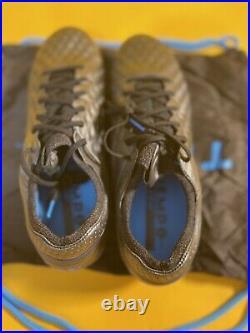 Nike Tiempo Legend 8 Elite FG ACC Mens Size 11 Black Blue AT5293-004