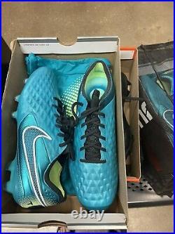 Nike Tiempo Legend 8 Elite FG ACC Soccer Cleats Men Sz. 9.5 AT5293-303