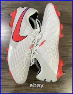 Nike Tiempo Legend 8 Elite FG Dust/Flash Crimson (Cj6085-164) size 10 Mens
