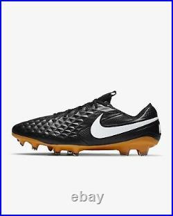 Nike Tiempo Legend 8 Elite FG Tech Craft ACC Football Boots Uk Size 9 EUR 44 New