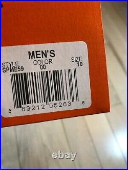 Nike Tiempo Legend 8 Elite FG White Pure Platinum AT5293 100 Size 10 SAMPLE