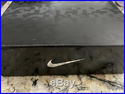 Nike Tiempo Legend 8 Elite SE FG Black White USM10.5 Vapor Superfly Venom Vision