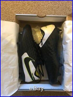 Nike Tiempo Legend 8 Elite SG-PRO Anti Clog, UK 12 Black/White worn once rrp£140