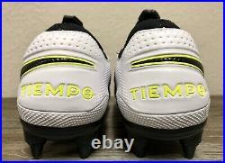 Nike Tiempo Legend 8 Elite SG-Pro AC Soccer Cleats AT5900-007 Size 10M /11.5W